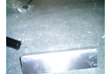 Gregs Metal Grinding in Oshawa: befor grinding