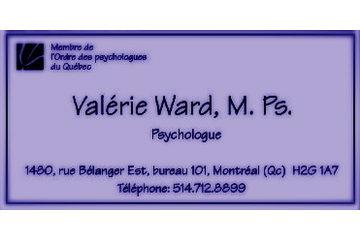Valérie Ward Psychologue