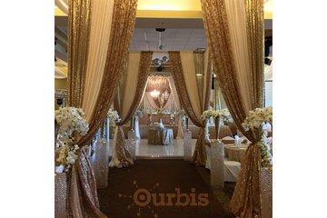 Riverside Banquet Halls in Richmond: ballroom setup