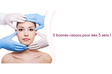 Clinique d'esthetique Cinq Sens-Esthétique médicale à Ste-foy, Québec à Québec