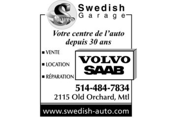 Swedish Garage Inc à Montréal