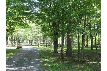 Camping Joie De Vivre à Saint-Jean-sur-Richelieu: Section Camping Rustique 31 sites avec 2 services