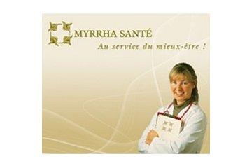 Clinique privée de prise de sang à domicile Myrrha Santé inc.