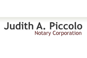 Piccolo Judith A - Langley Notaries