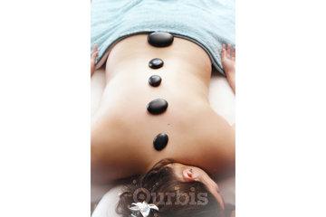 Les Sens de la Vie à Repentigny: Massage aux pieres chaudes