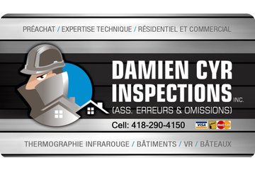 Damien Cyr Inspections