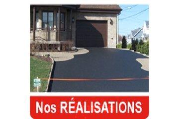 Asphalte Protect - Scellant - Protecteur - Traitement et Réparation à Québec à St-Agapit: pic2