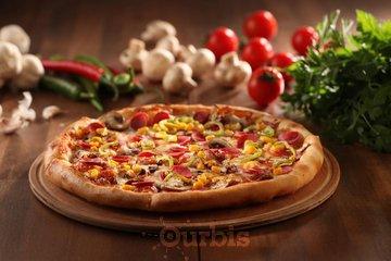 Al's Sousmarins in Montréal: Pizzeria restaurant