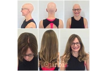 Pacific Hair Extensions & Hair Loss Solutions in Vancouver: Full lace human hair wig for alopecia totalis