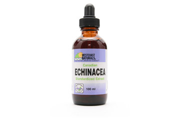 Westcoast Naturals in Richmond: Canadian Echinacea Standardized Extract 100 ml