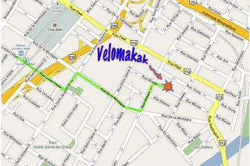 Velomakak in Montréal