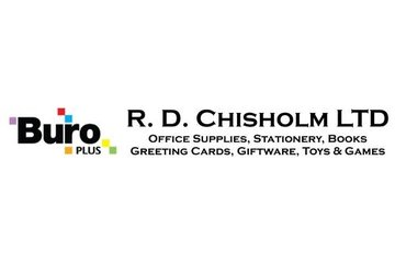 Chisholm R D Stationery & Books Ltd