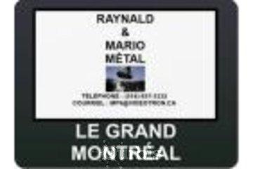 Raynald & Mario Métal