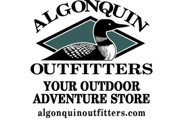 Algonquin Outfitters - Canoe Trips in Dwight: Algonquin Outfitters Logo
