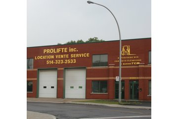 Prolifte Inc in Saint-Léonard
