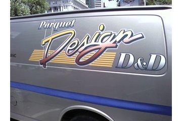 Parquet Design D & D Inc in Saint-Constant