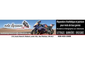 Moto Expression à Sainte-Thérèse