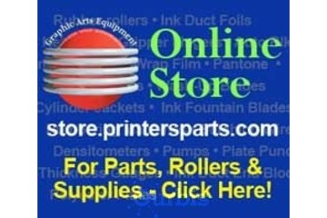 Printers Parts & Equipment