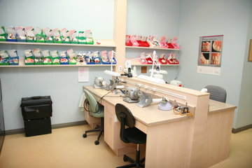 Centre de denturologie de St-Bruno in Saint-Bruno-de-Montarville: laboratoire
