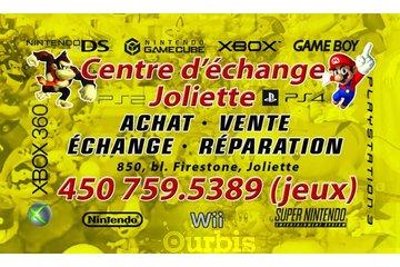 CENTRE D'ECHANGE JOLIETTE (JEUX VIDÉO)