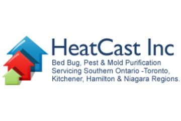 Heatcast Bed Bugs Exterminator Hamilton