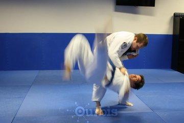 Judo Rive-Sud à unknown: Cours de judo pour adultes