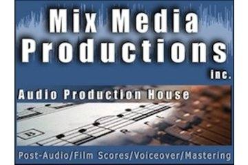 Mix Media Productions Inc in Burnaby: Mix Media Productions
