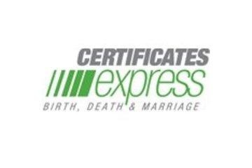 Certificates Express Ltd (Birth Certificate)
