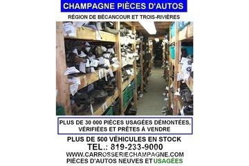 Champagne Pièces d'Autos