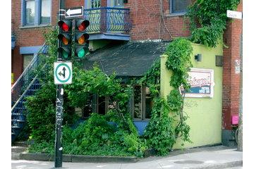 Café Santropol à Montréal