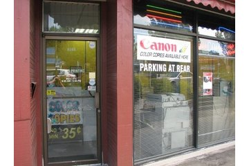 James Printing Inc in Coquitlam: Store Front 2