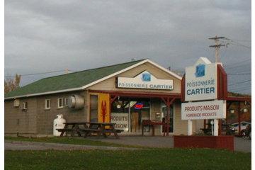Poissonnerie Cartier à Rivière-du-Loup