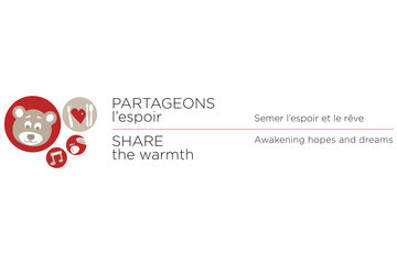 Share The Warmth / Partageons l'espoir