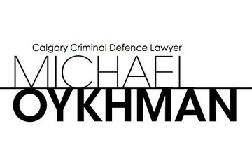 Michael Oykhman Criminal Defence Law in Edmonton: criminal lawyer