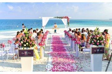 Mydjd in Montreal: Beach wedding