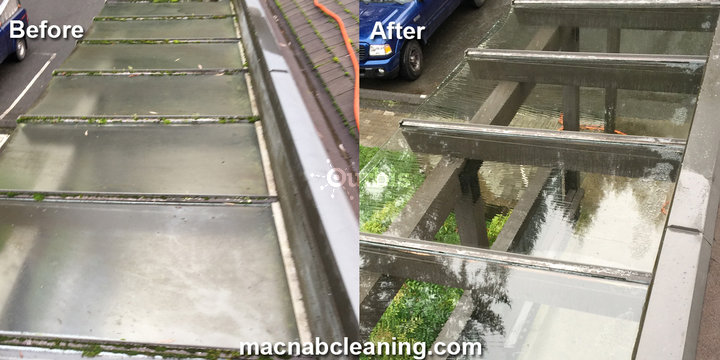 Macnab Exterior Cleaning And Moss Removal Shawnigan Lake