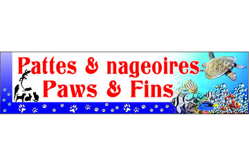 Pattes et Nageoires Paws and Fins