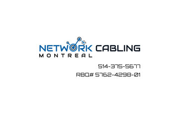 Network Cabling Montreal