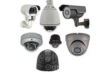 Secure Tech Alarm Systems Inc. in Vaughan: Security Camara