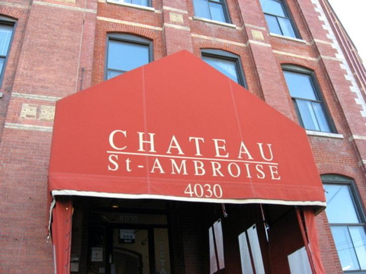 Ch teau st ambroise inc montr al qc ourbis for Equipement de restaurant montreal