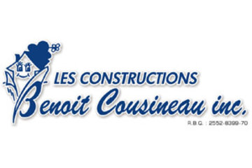 Construction Benoit Cousineau/ Les Sentiers du Village à St-Colomban