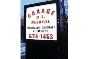 Garage D L Marcil in Longueuil