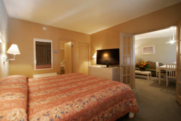 Motel - Hotel Forestel in Val-d'Or: Suite