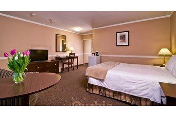 Kelowna Inn & Suites in Kelowna: Queen guest room