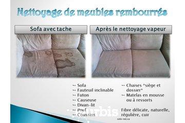 Solonet à Saint-Jean-sur-Richelieu: nettoyage de meubles rembourrés