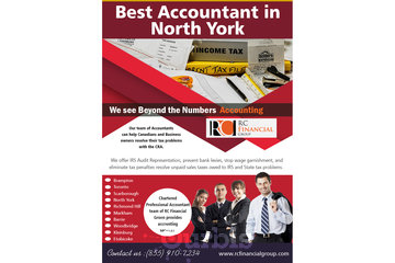 RC Accountant - CRA Tax in MIssissauga