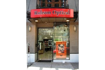 Robson Optical in Vancouver: Robson Optical
