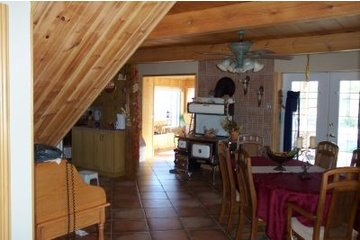 Gite à Claudia in Saint-Simon: Poêle à bois