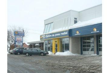 Centre du Pneu Radial La Prairie Inc in La Prairie