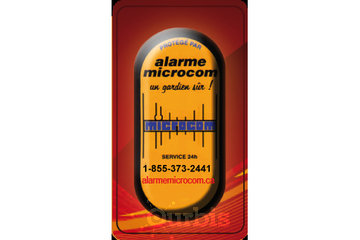ALARME MICROCOM, 9140-0887 Qc Inc.